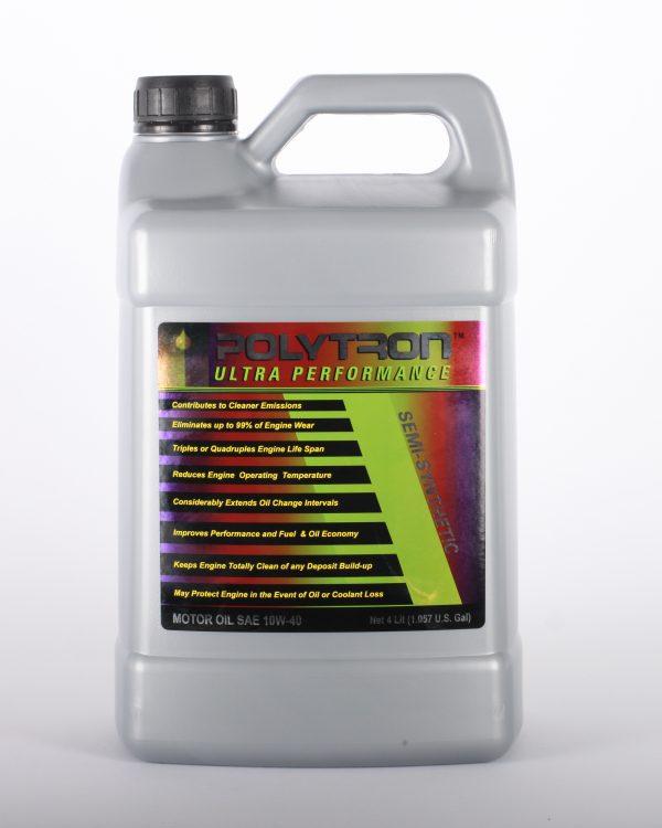 Ulei de motor semisintetic 10W-40 4L