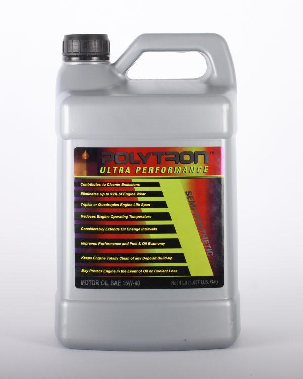 Uleiuri de motor semisintetice 15W-40 4L