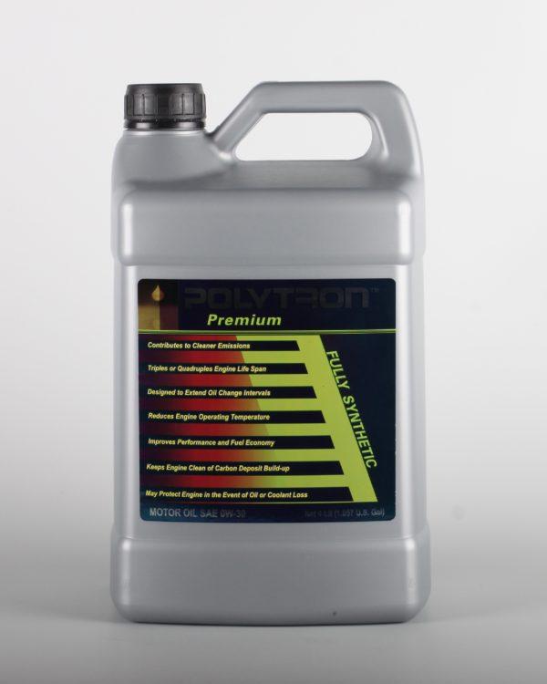 Ulei de motor sintetic 0W-30 4L