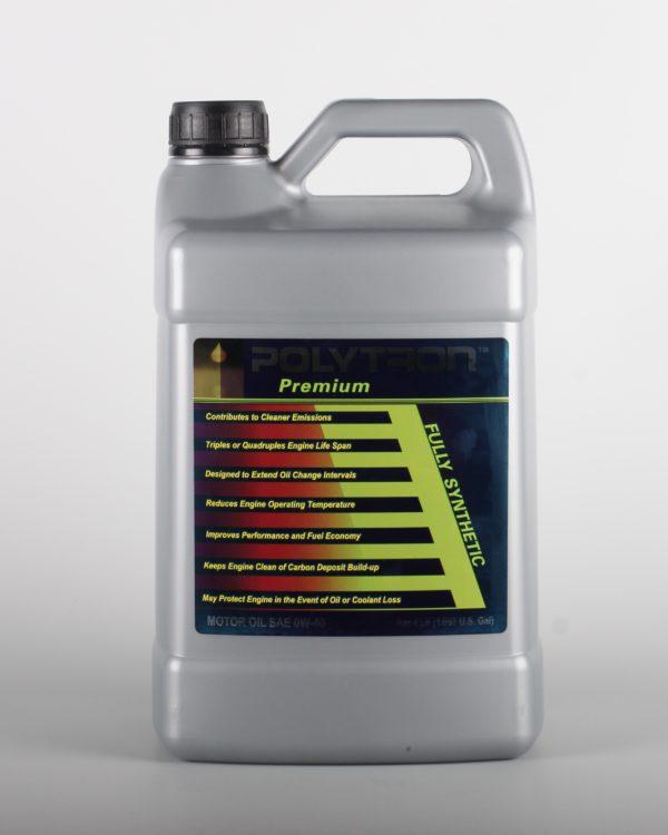 Ulei de motor sintetic 0W-40 4L