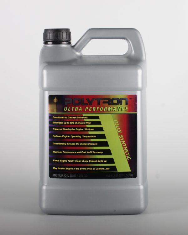 Ulei de motor sintetic 10W-30 4L