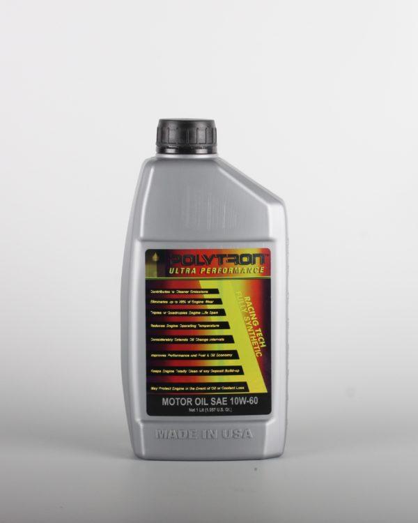 Ulei de motor sintetic RACING TECH 10W-60 1L